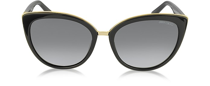 DANA/S Acetate Cat Eye Sunglasses - Jimmy Choo