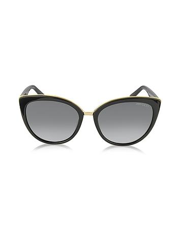 DANA / S Acetate Cat Eye Sunglasses