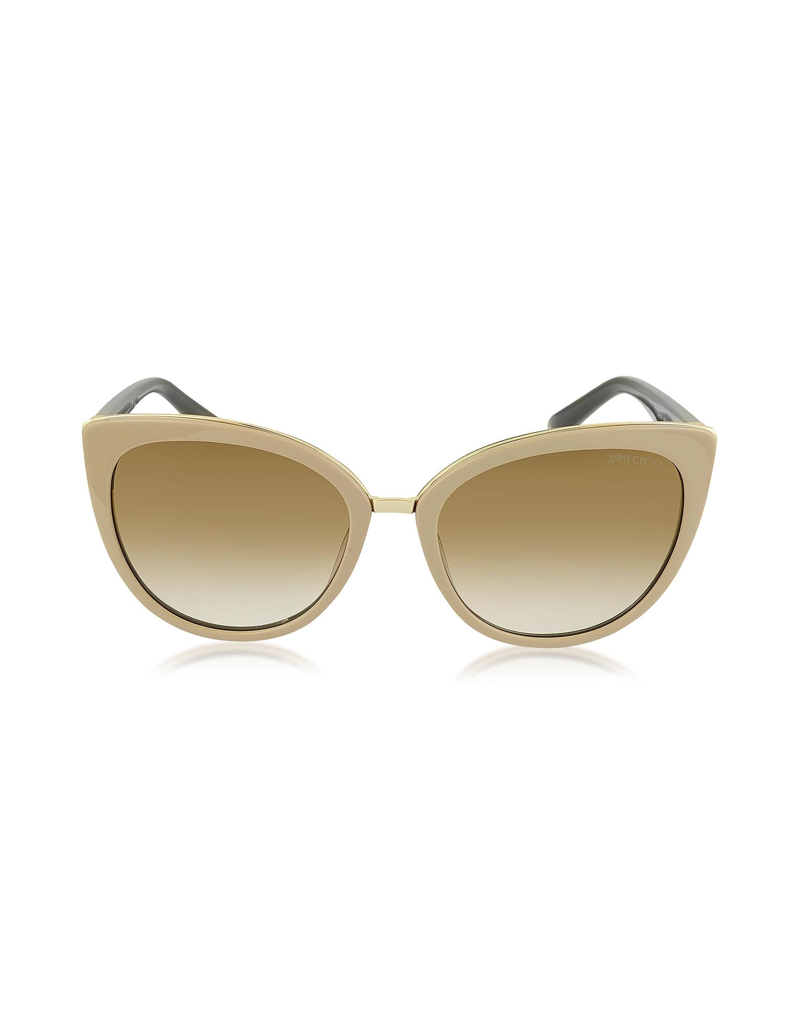 DANA/S Acetate Cat Eye Sunglasses