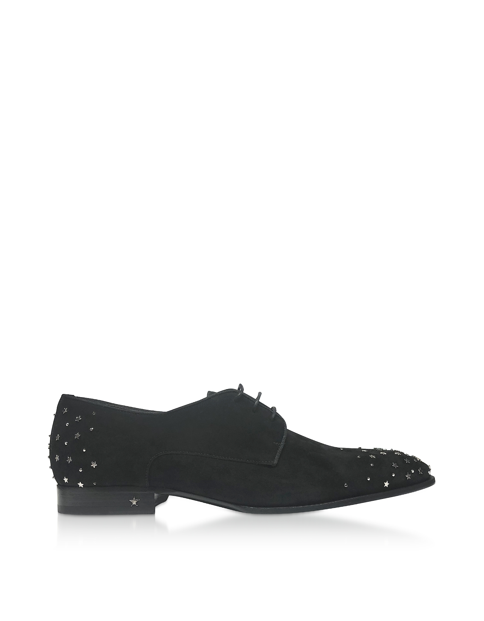 Black Beni EEU Men's Shoes w/ Flat Star Welt