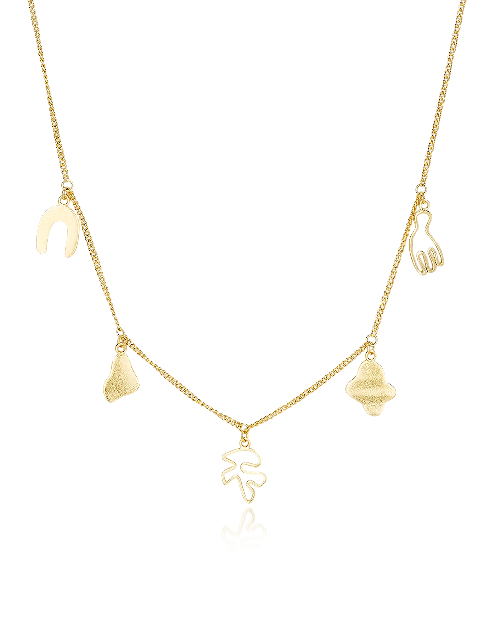 Bjorg Designer Necklaces, Lost In the Forest Necklace
