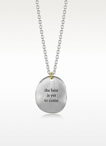 The Best is Yet To Come Necklace - Bjorg