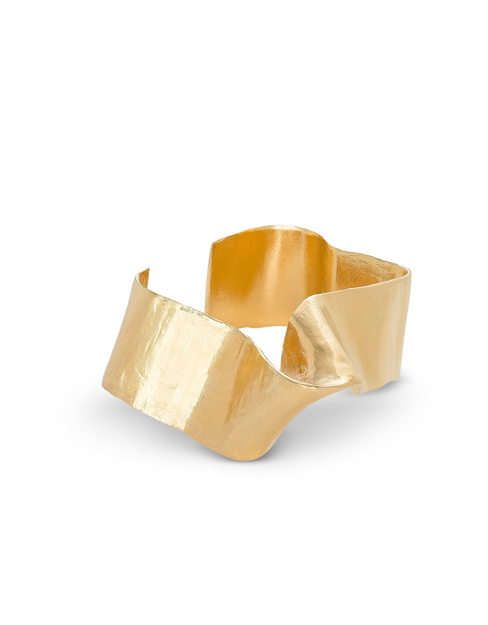 Bjorg Bracelets, A Stream Comes Up Armcuff