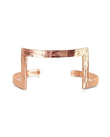 Box in a Hole Armpiece Cuff - Bjorg