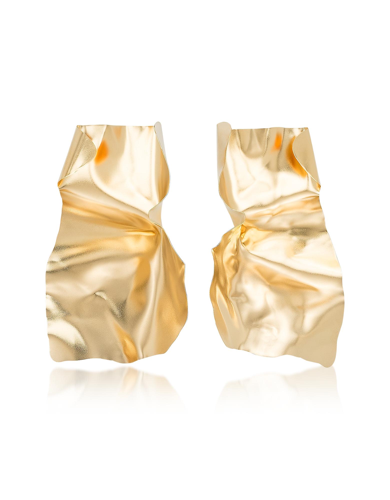 Bjorg Designer Earrings, You Were Clear & Calm Earrings