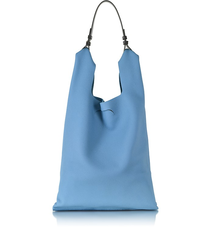 Double Market Tote Bag - Jil Sander