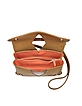 Genuine Leather Small View Bag - Jil Sander