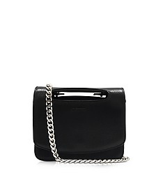Small View Crossbody Bag w/Chain - Jil Sander