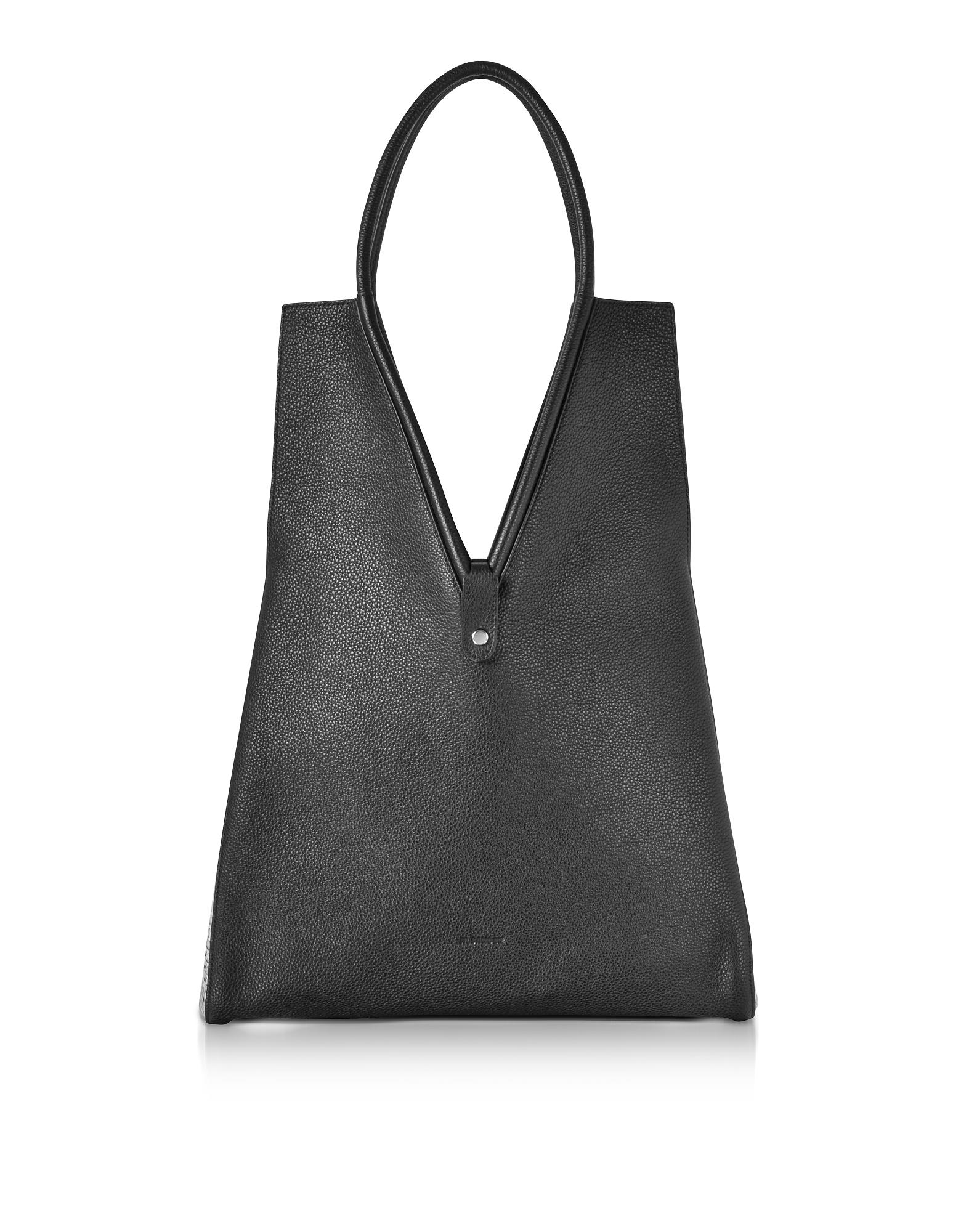 V-Cut Md Shoulder Bag