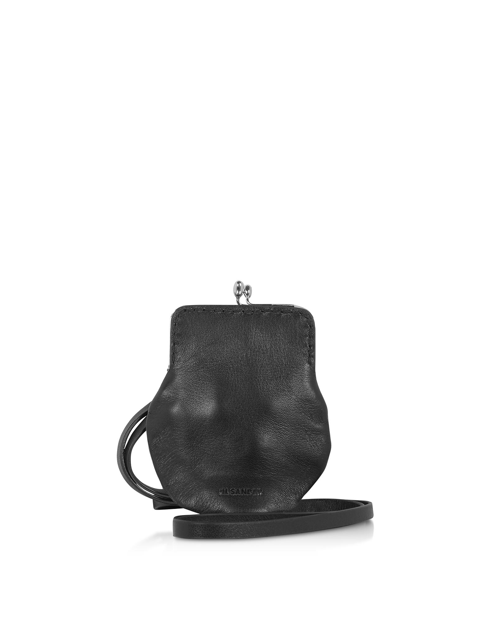 Jil Sander Designer Handbags, Goji Frame Purse Micro Bag