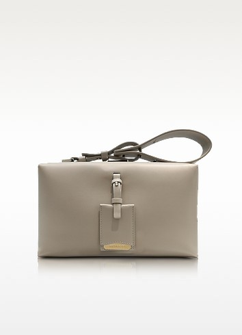 Nencini Leather Clutch - Jil Sander