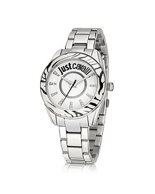 Just Style Stainless Steel Women's Watch - Just Cavalli