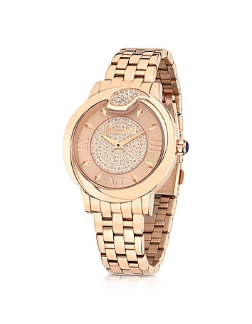 Just Cavalli - Spire JC Rose Gold PVD Stanless Steel Women's Watch