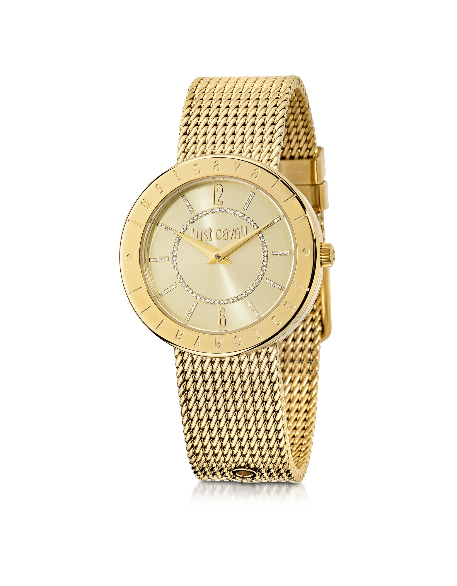 Just Cavalli Women's Watches, Just Shiny Stainless Steel Women's Watch