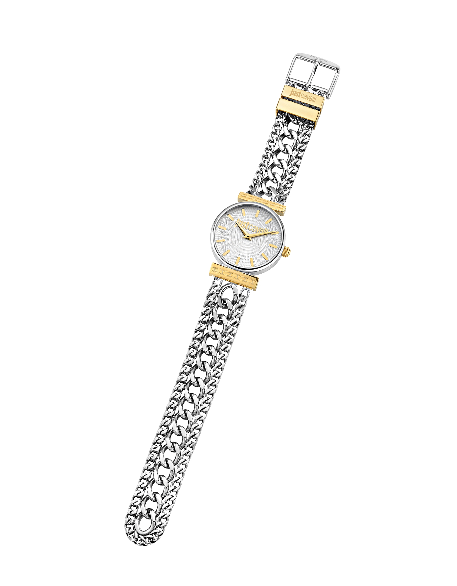 Just Cavalli Women's Watches, Just Couture Two Tone Stainless Steel Women's Watch