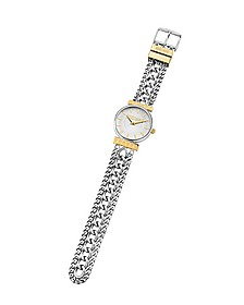Just Couture Two Tone Stainless Steel Women's Watch - Just Cavalli