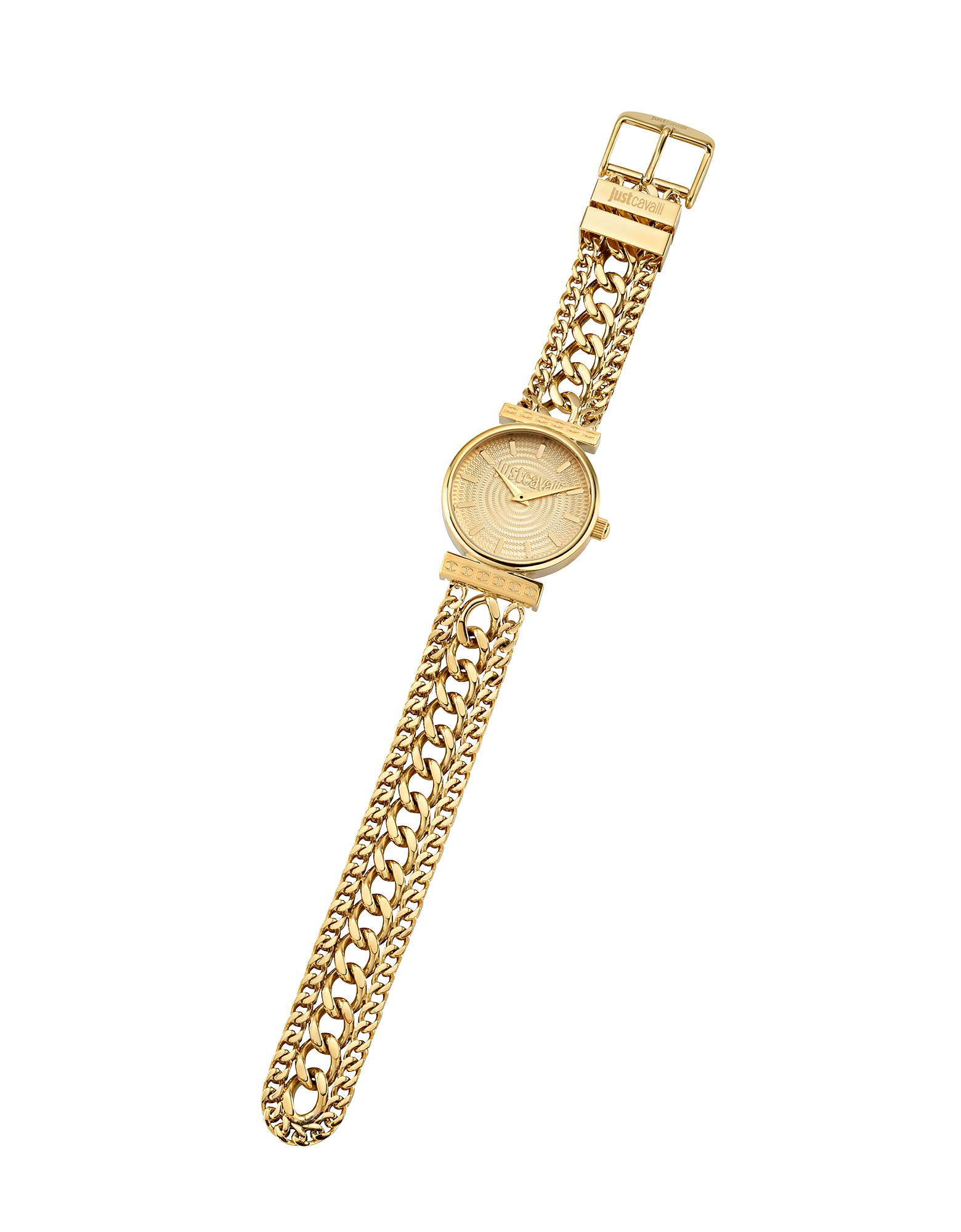 Just Cavalli Women's Watches, Just Couture Gold Tone Stainless Steel Women's Watch
