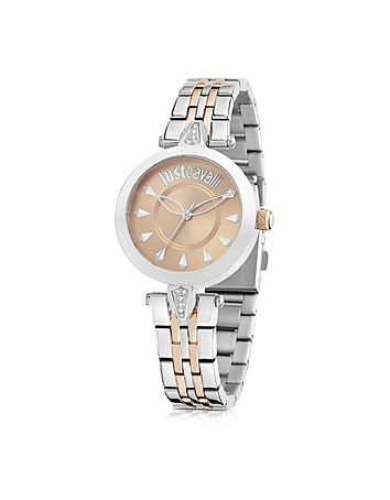 Just Cavalli - Just Florence Two Tone Stainless Steel Women's Watch