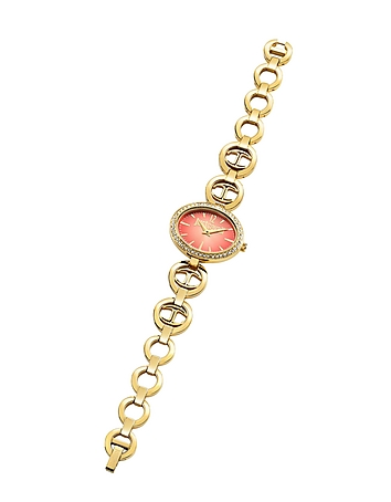 Just Cavalli - Just Icon Gold Tone Stainless Steel Women's Watch