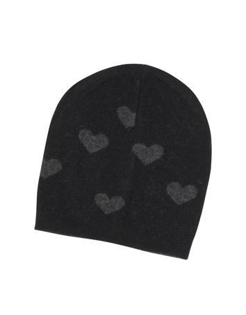 Lux-ID 316898 Multi Heart Women's Beanie Hat