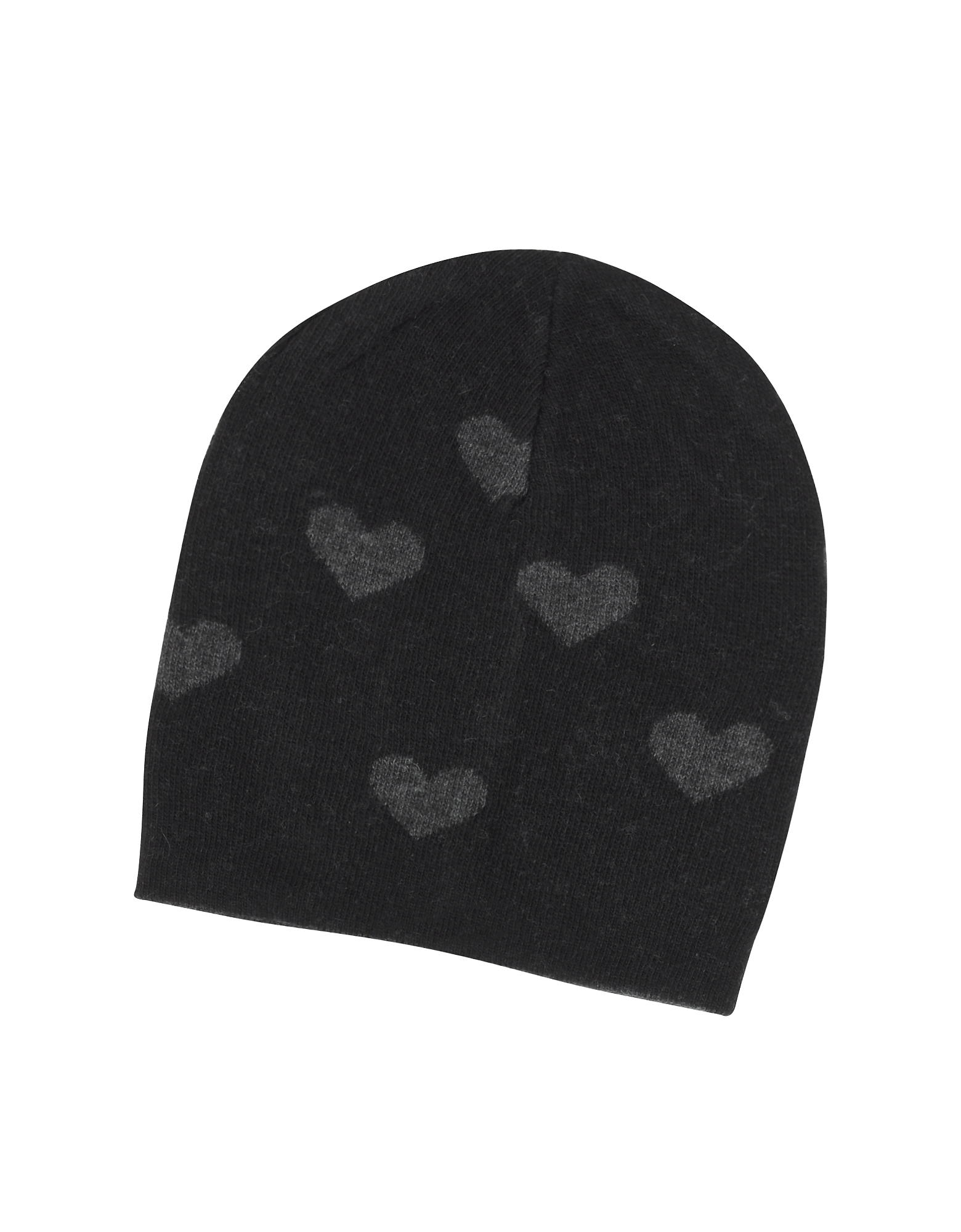 Multi Heart Women's Beanie Hat от Forzieri.com INT