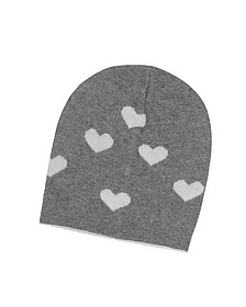Multi Heart Women's Beanie Hat - Julia Cocco'