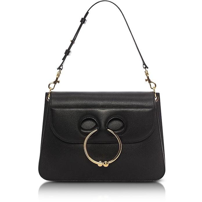 Black Medium Pierce Bag - J.W. Anderson