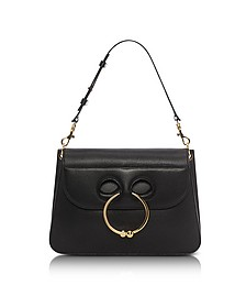 Black Medium Pierce Bag - J.W. Anderson