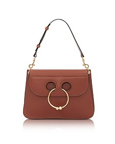 Tan Medium Pierce Bag - J.W. Anderson