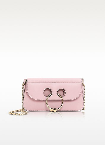 Powder Pink Small Pierce Bag - J.W. Anderson