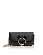 J.W. Anderson Black Small Pierce Bag jw130117-005-00