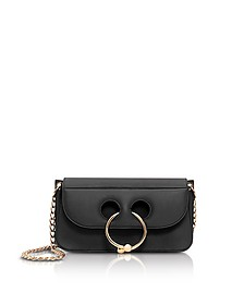 Black Small Pierce Bag - J.W. Anderson