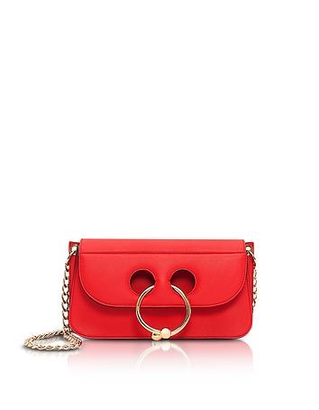 J.W. Anderson - Scarlet Small Pierce Bag