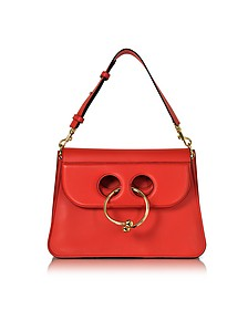 Scarlet Medium Pierce Bag - J.W. Anderson