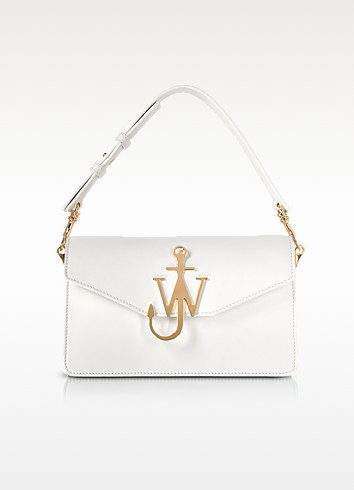White Logo Purse - J.W. Anderson