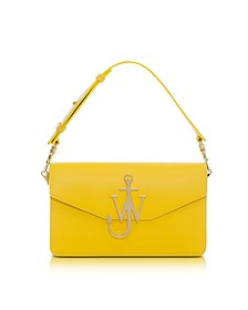 Yellow Logo Purse - J.W. Anderson