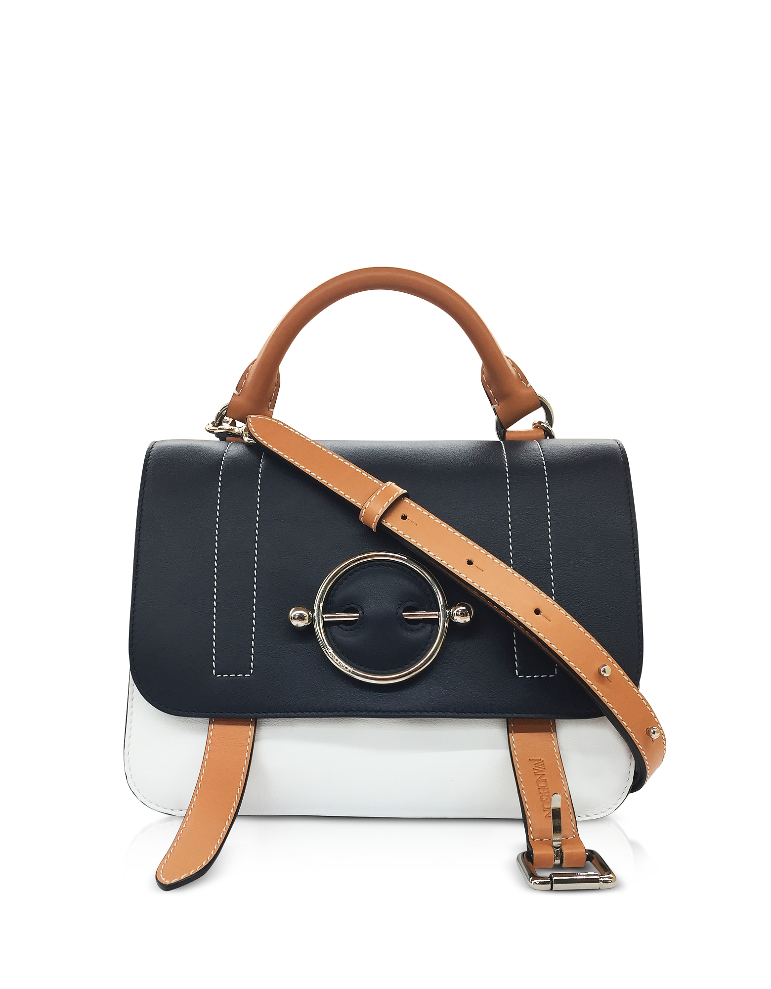 JW Anderson Handbags, Ocean Disc Satchel Bag