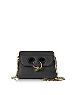 J.W. Anderson Black Mini Pierce Bag jw130217-021-00