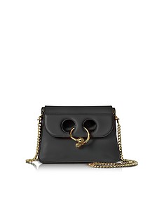 Black Mini Pierce Bag - J.W. Anderson