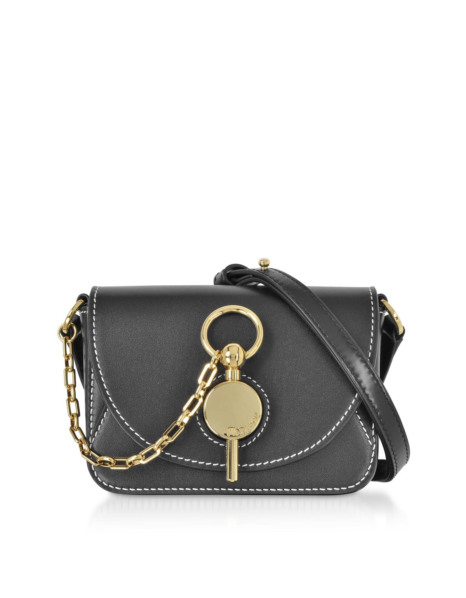 Genuine Leather Nano Keyts Bag