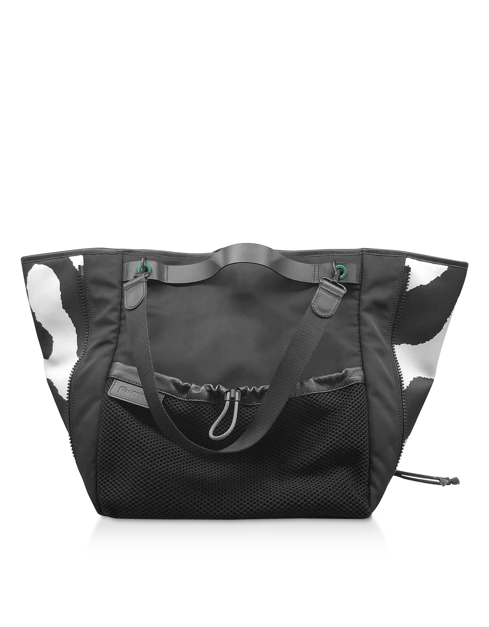 JW ANDERSON   JW Anderson Designer Handbags, Nylon Tote Bag   Goxip