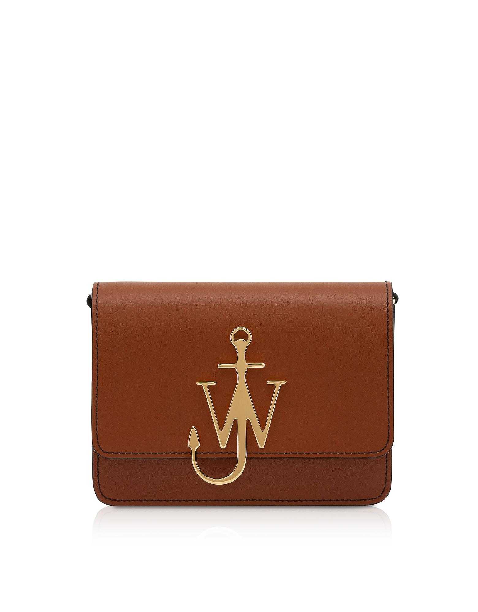 Anchor Logo Crossbody Bag