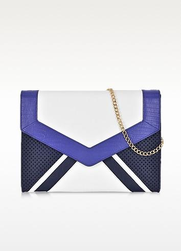 Sophia Color Block Leather iPad Clutch - Juicy Couture