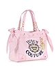 Juicy Crown Velour Daydreamer Tote - Juicy Couture