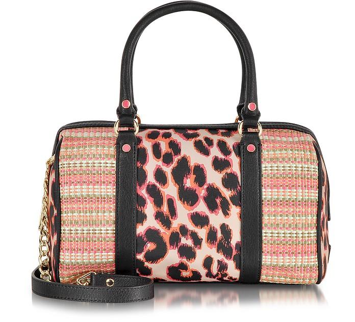 Rosewood Mini Steffy Satchel Bag - Juicy Couture