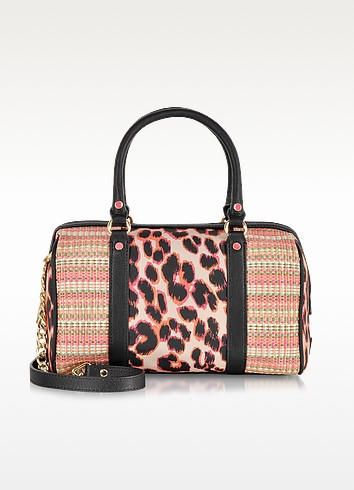 Rosewood Mini Steffy Satchel Bag - Juicy Couture