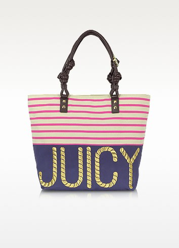 Sailor Girl Canvas Tote - Juicy Couture