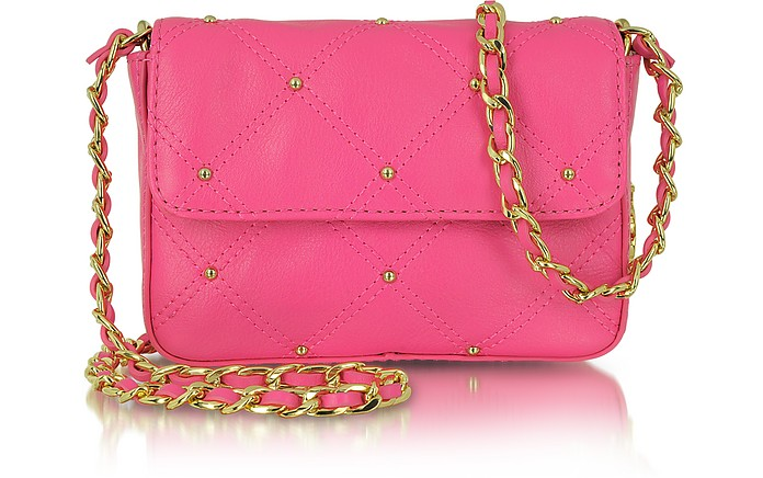 Frankie - Crossbody aus gestepptem Leder - Juicy Couture