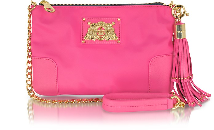 Louisa - Nylon and Leather Crossbody - Juicy Couture