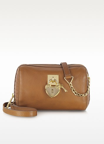 Robertson Leather Mini Steffy Cross-body Bag - Juicy Couture